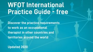 WFOT Occupational Therapy International Practice Guide