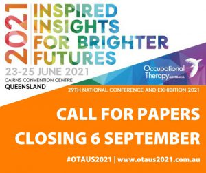 CALL FOR PAPERS – OTAUS2021