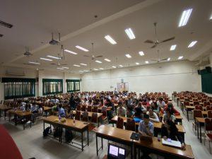 95 tân sinh viên Kỹ thuật Phục hồi chức năng được định hướng chuyên ngành
